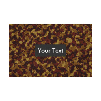 Savannah Camouflage Full Print Customizable