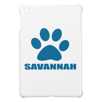 SAVANNAH CAT DESIGNS COVER FOR THE iPad MINI