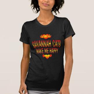 Savannah Cat T-Shirt