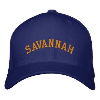 Savannah Embroidered Hat
