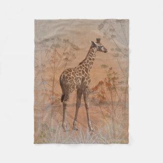 Savannah Fleece Blanket