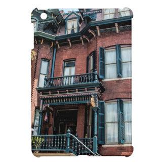 Savannah Georgia Victorian Historical House iPad Mini Cover