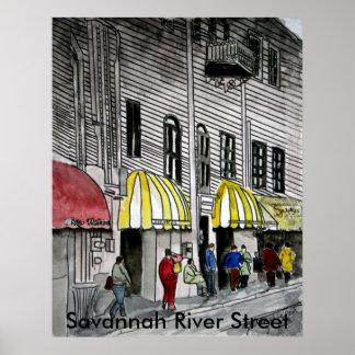 Savannah River Street 4
