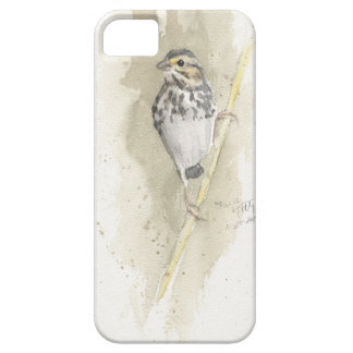 Savannah Sparrow in Early Spring iPhone 5 Cases