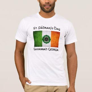 Savannah St. Patrick's  Firefighter T-Shirt