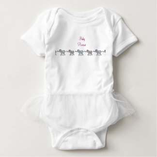 Savannah Sunset by The Happy Juul Company Baby Bodysuit