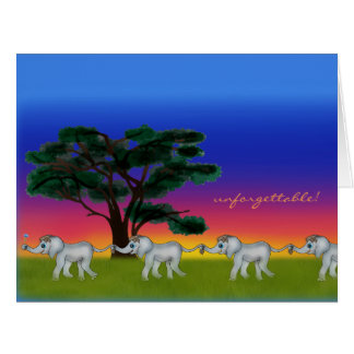 Savannah Sunset by The Happy Juul Company Card
