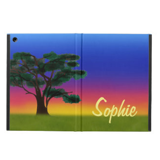 Savannah Sunset by The Happy Juul Company Cover For iPad Air