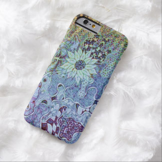 SavannahIs flowers Barely There iPhone 6 Case