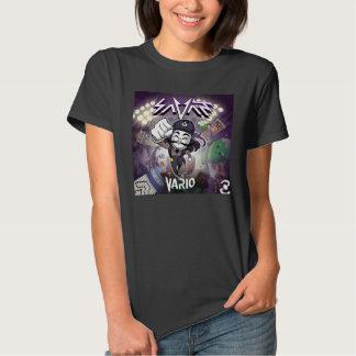 Savant Vario albums T-shirt