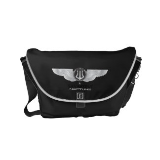 Savarona of Neptunes logo BJ-1903 Rickshaw Bag Commuter Bags
