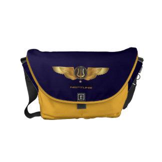 Savarona of Neptunes logo FB-1907 Rickshaw Bag Courier Bags