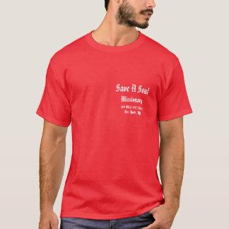 Save a Soul: Sarah Brown T-Shirt