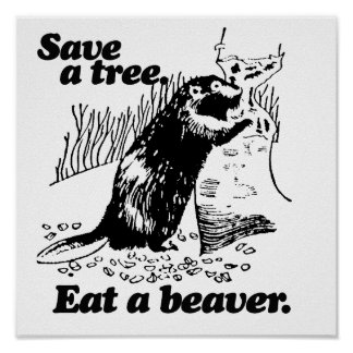 SAVE A TREE - png Print