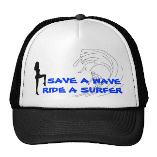 SAVE A WAVE CAP