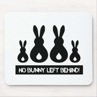 Save ALL the Bunnies! Mouse Pad