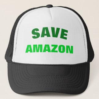 Save Amazon Trucker Hat