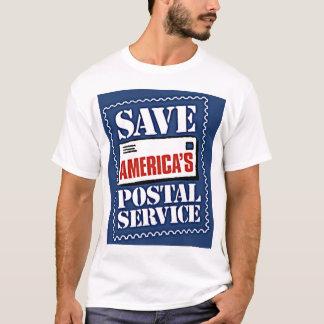 Save America's Postal Service T-Shirt