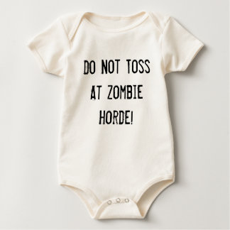 Save Baby! Baby Bodysuits
