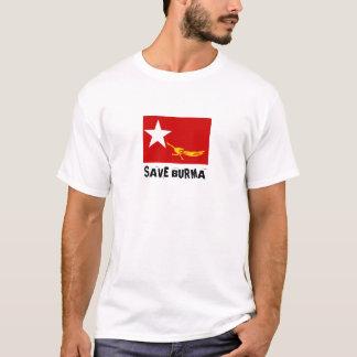 SAVE BURMA T-Shirt