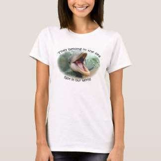 Save Captive Dolphins T-Shirt