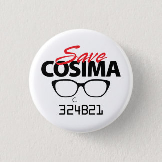 Save Cosima button from Orphan Black