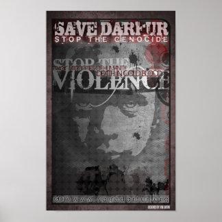 Save Darfur 17X11 Poster