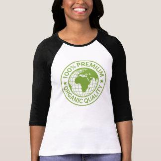 Save Earth Environment Globe Map T-Shirt