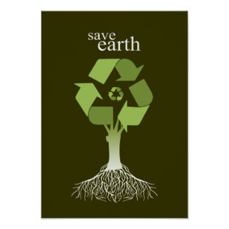 SAVE EARTH POSTERS