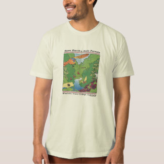 Save Earth's Rain Forests T-shirt