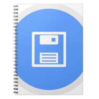 Save Floppy Disk Notebook