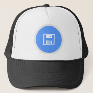 Save Floppy Disk Trucker Hat
