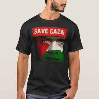 Save Gaza Palestine T-Shirt