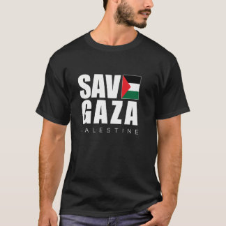 Save GAZA tshirt