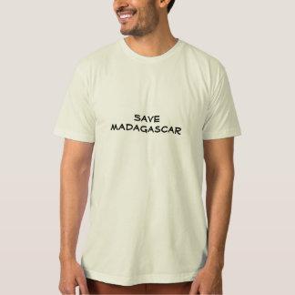 Save Madagascar T-Shirt