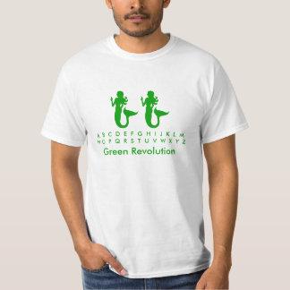 Save Marine Life : Support Green FairTrade Shirts