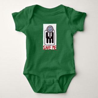 SAVE ME - Manual Transmission Baby Bodysuit