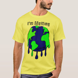 Save me, melting world T-Shirt