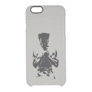 SAVE ME PLEASE FUNNY CLEAR iPhone 6/6S CASE