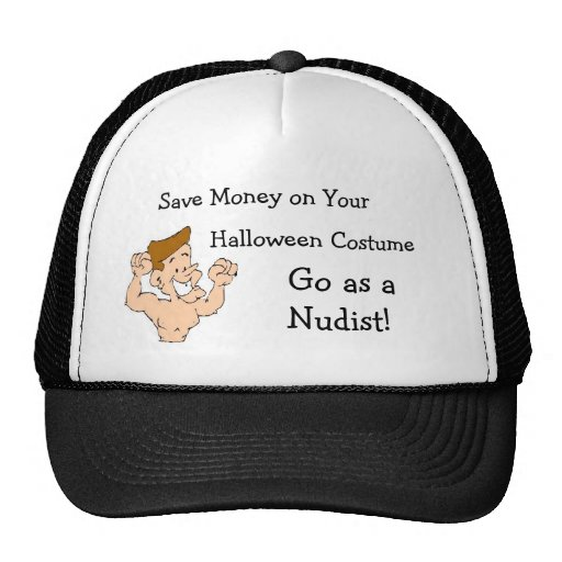 Save Money on Your, Halloween Costume hat.