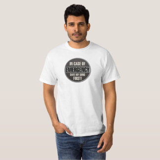 Save My Song First T-Shirt
