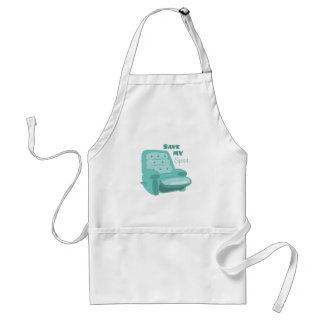 Save My Spot Aprons