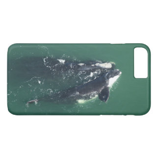 Save North Atlantic Right Whales by RoseWrites iPhone 8 Plus/7 Plus Case