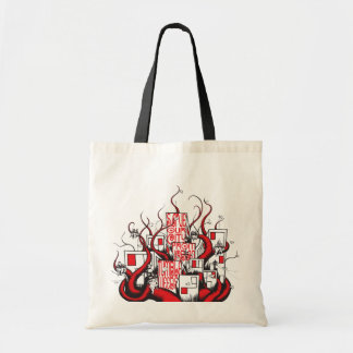 Save Our City from Urban Tumbleweeds Tote Bag