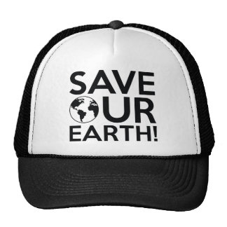 Save Our Earth Cap
