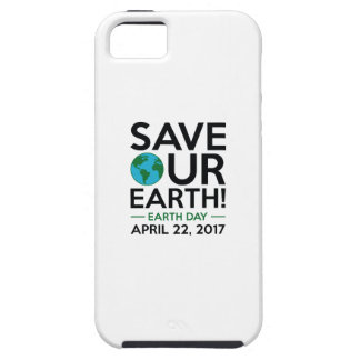 Save Our Earth iPhone 5 Cover