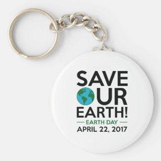 Save Our Earth Key Ring