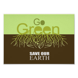 SAVE OUR EARTH POSTERS
