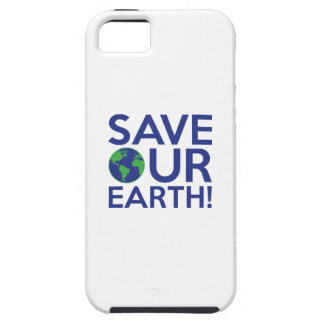 Save Our Earth Tough iPhone 5 Case