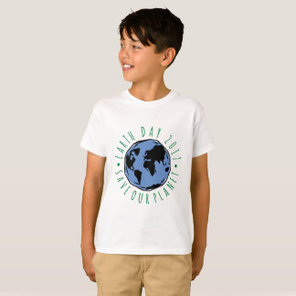 Save Our Planet Earth Day T-Shirt